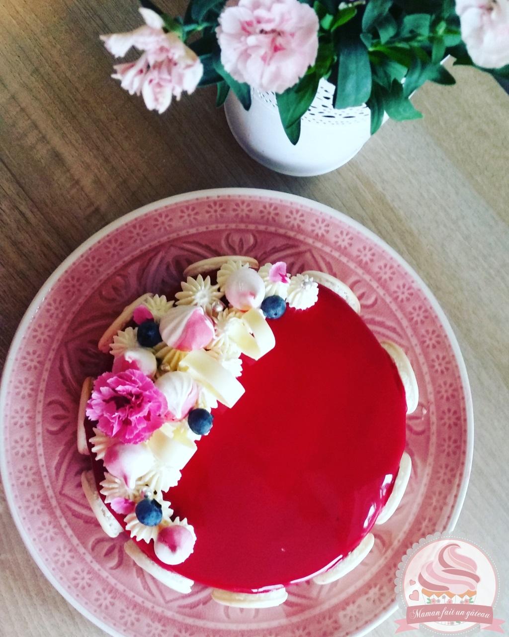 entremet-fraise-framboise-vanille-1