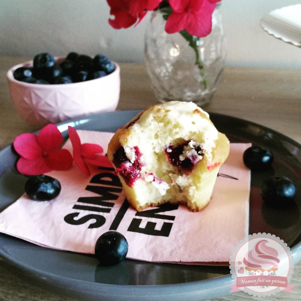 muffin-myrtiller