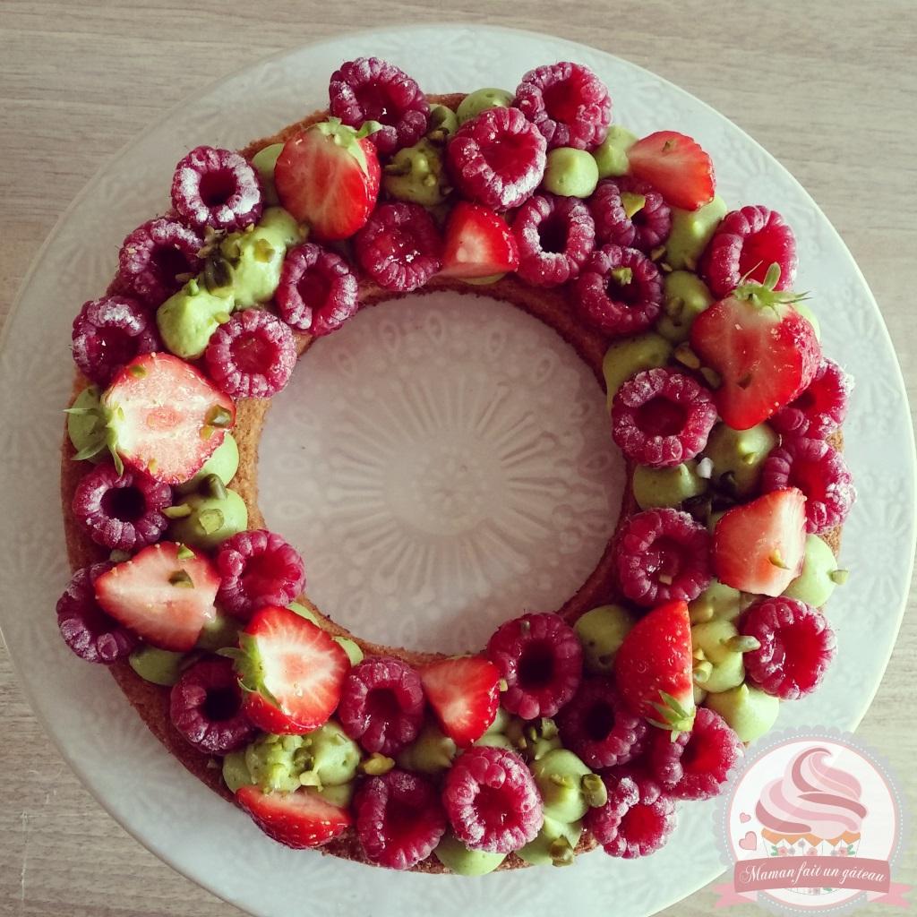 tarte-fraise-pistache-ronder